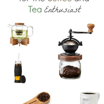 5 Unique Gift Ideas for the Coffee and Tea Enthusiast