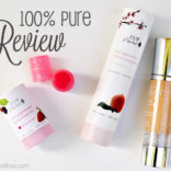 100 Percent Pure Makeup Review