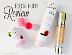 100 Percent Pure Review