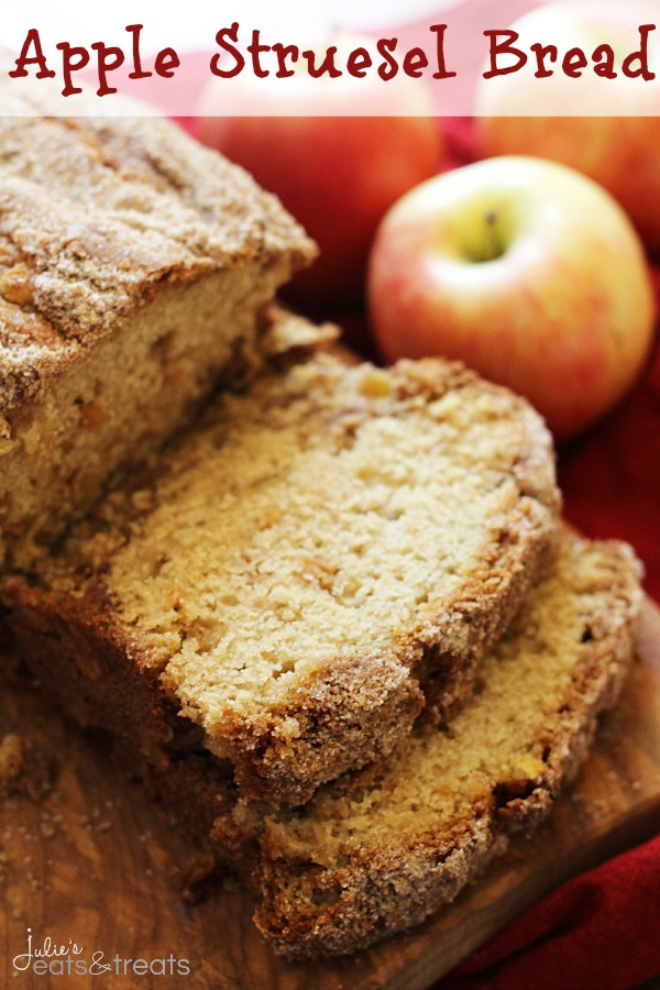 Apple-Struesel-Bread
