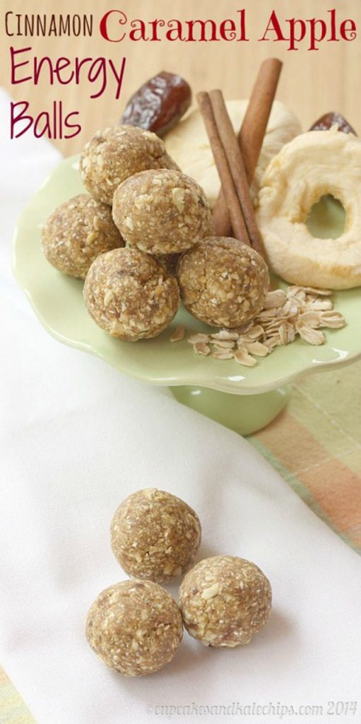 Cinnamon-Caramel-Apple-Energy-Balls-NYM-title