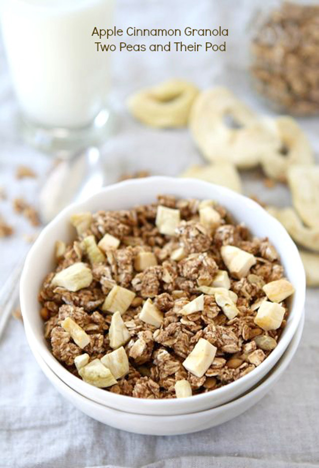 15 Healthy School Snacks - Cherished Bliss