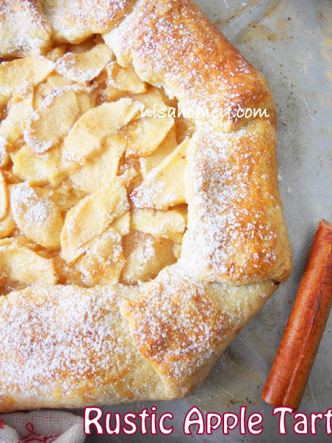 rustic-apple-tart
