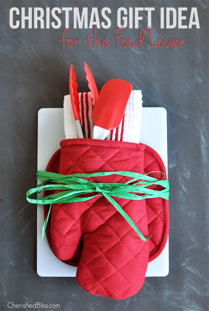 christmas gift idea creative a fun and festive christmas present for any food lover