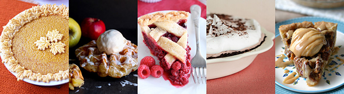 25+ Amazing Thanksgiving Recipes. So many great ideas for those holiday meals + Triple Layer Chocolate Pie