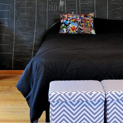 Rearranging Furniture – Superhero Room Sneak Peek