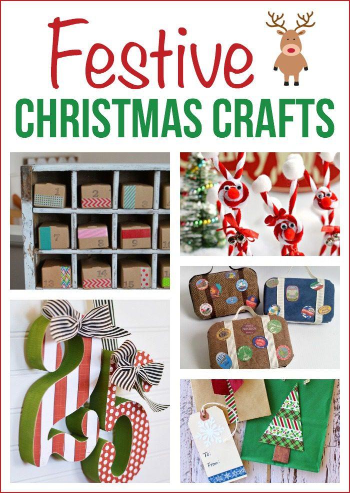Festive Christmas Crafts