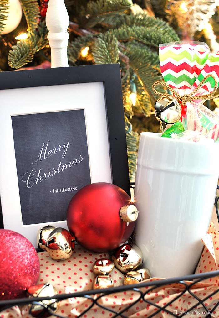 Simple Christmas Gift Ideas Under $20. Cute.Easy.Affordable at Cherishedbliss.com