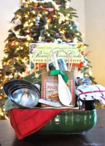 Enter to win a gift basket of your choice from The Lakeside Collection!