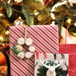 Get creative with your Christmas Presents with these Rustic Gift Wrap Ideas via cherishedbliss.com
