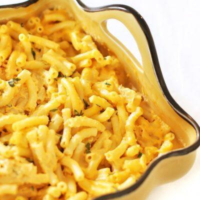 Cauliflower Mac and Cheese Recipe