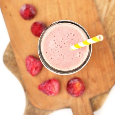 Breakfast Smoothie on the Go