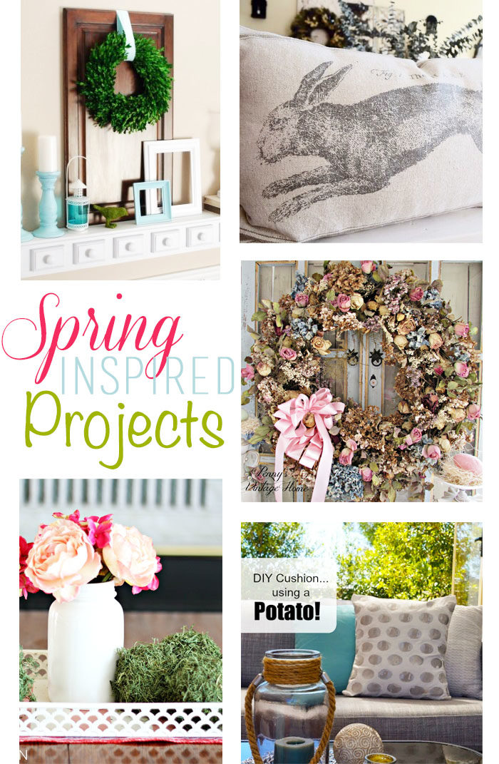 Spring Inspired Projects
