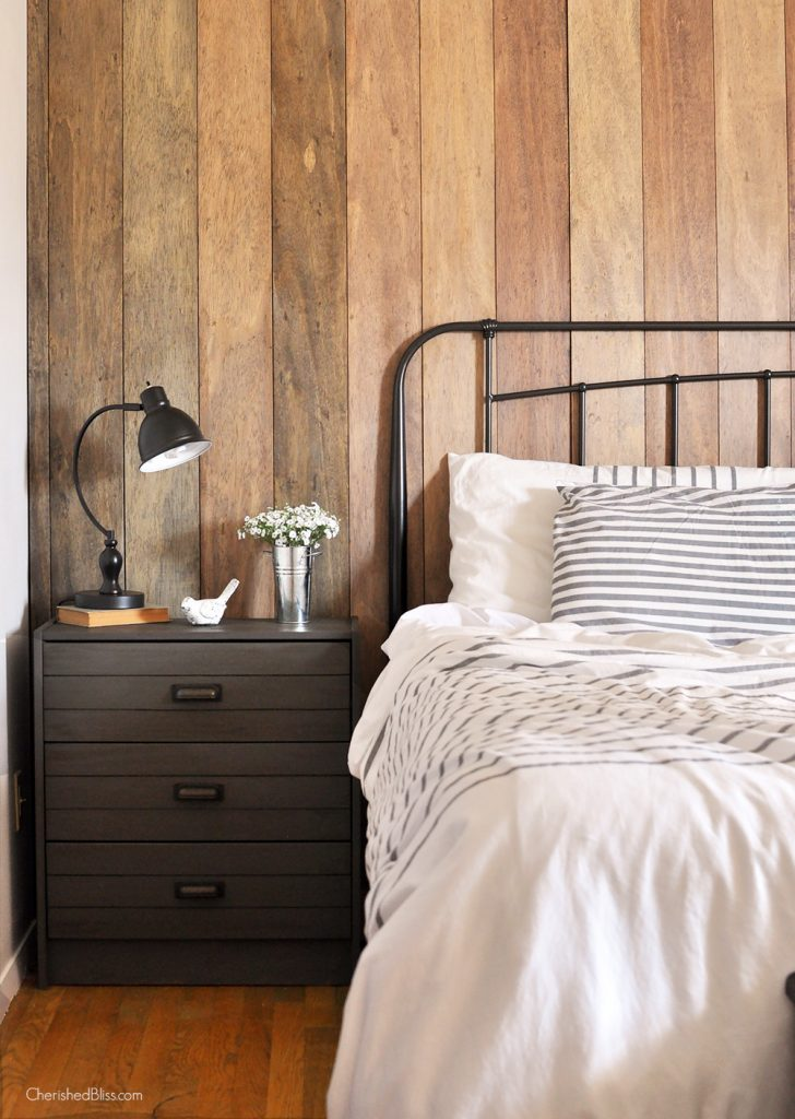 Best This Rustic Industrial Master Bedroom is warm cozy and inviting The perfect place