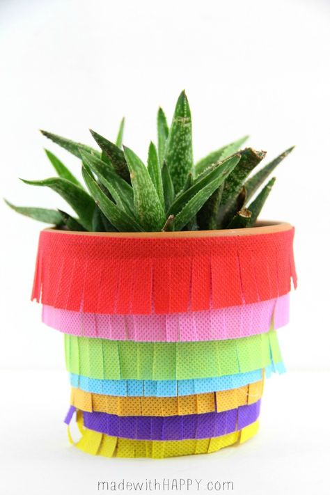 Pinata Planters | Made with Happy