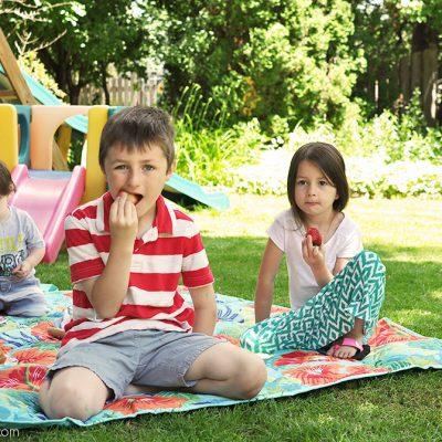 Easy Summertime Entertainment