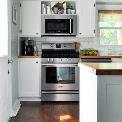 How to Alter Kitchen Cabinets
