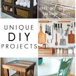 Unique DIY Projects