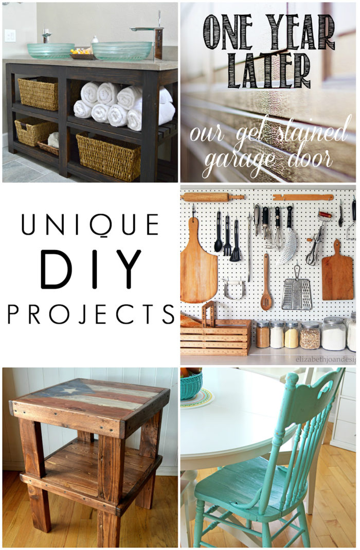 Unique DIY Projects