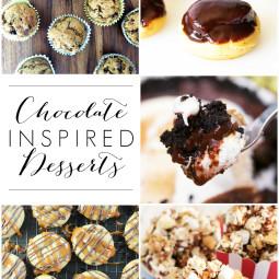 Chocolate Inspired Desserts