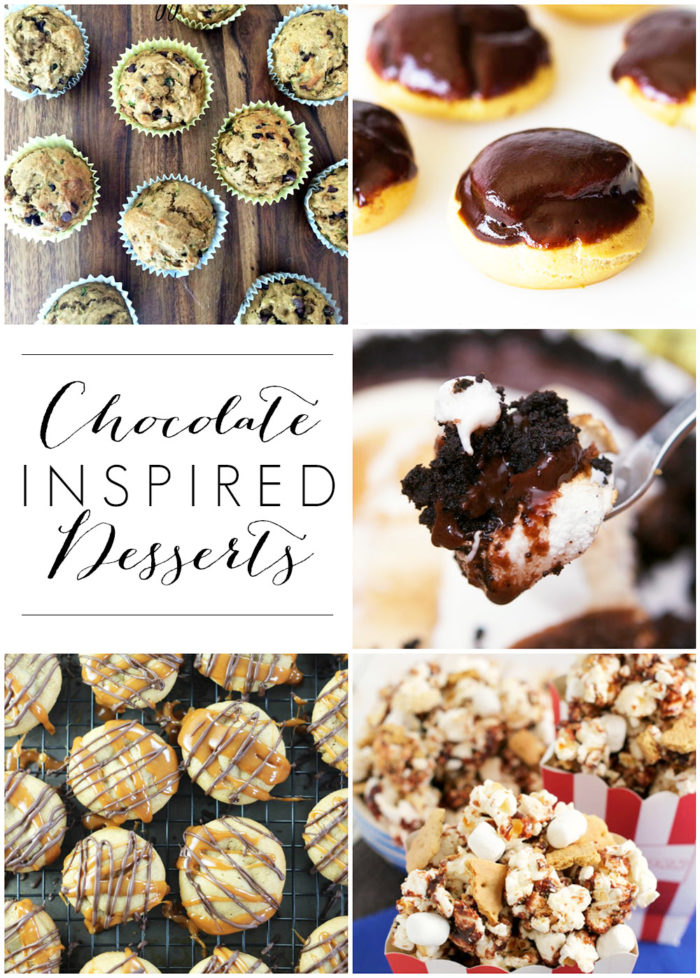 Chocolate Inspired Desserts