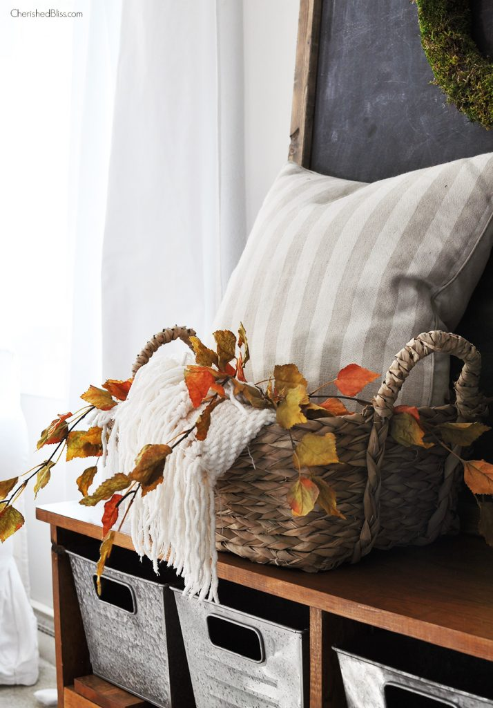 Fall Home Tour 2015 - Cherished Bliss
