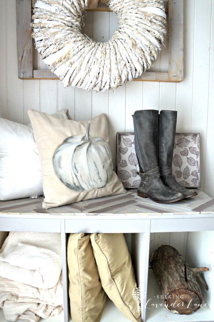 Farmhouse Fall Home Tour | Seeking Lavender Lane