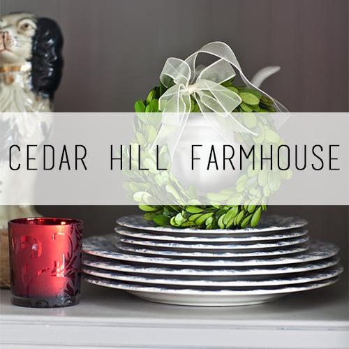 Cedar Hill Farmhouse