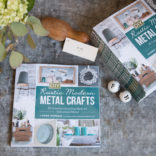 How to Make DIY Rustic Modern Crafts