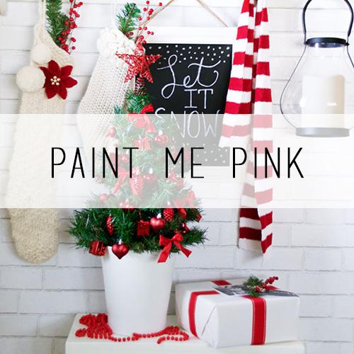 Paint me Pink