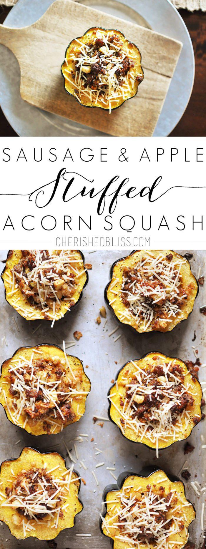 Acorn Squash And Sausage Recipe