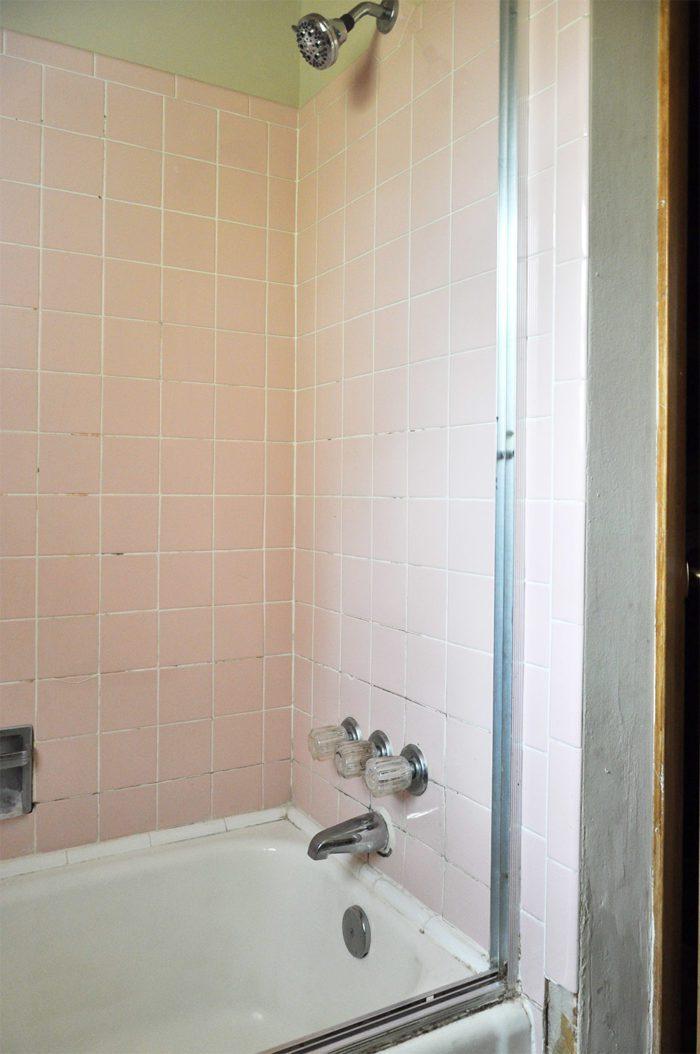 Bathroom Renovations   The Before