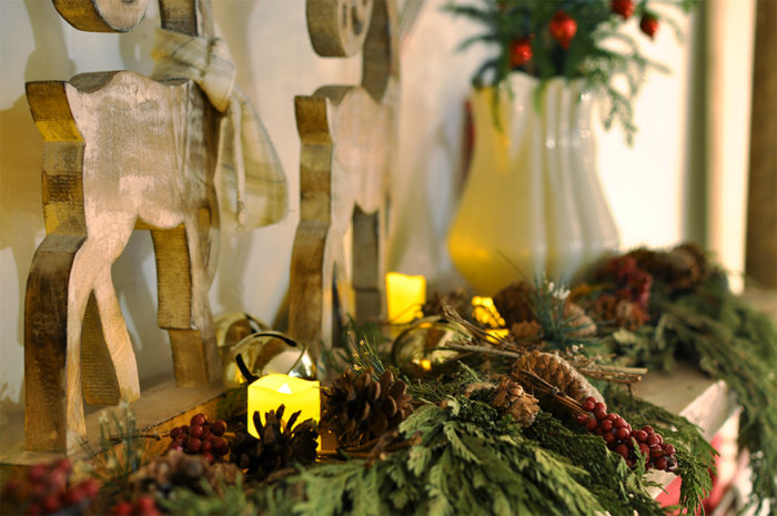 Christmas Nights Home Tour with Cherished Bliss
