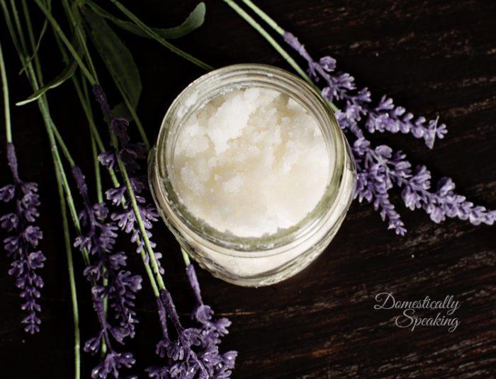 Homemade-Body-Scrub-Recipe-Vanilla-Lavender-smells-amazing-perfect-for-winter-skin