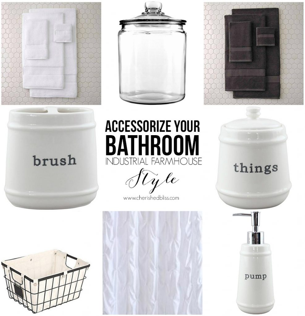 how to accessorize your bathroom on a budget   cherished bliss