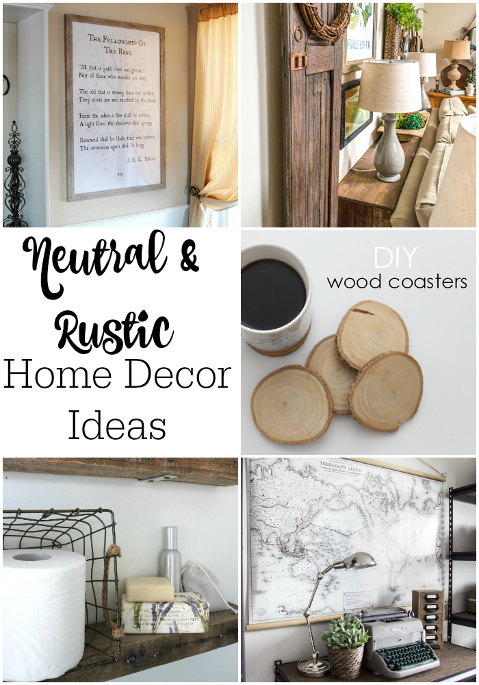 Rustic Home Decor Ideas Pinterest Moonlight Mason Jars