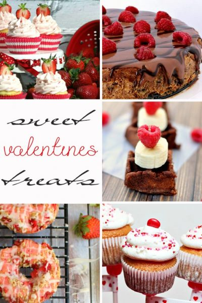 Sweet Valentine's Day Treats
