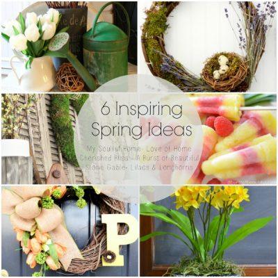 Inspiring Spring Ideas