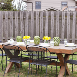 Tips for Easy Outdoor Entertaining + Giveaway