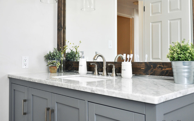 How to Install a Freestanding Bathroom Vanity