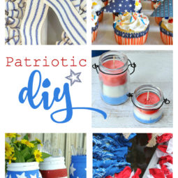 DIY Patriotic Projects | Link party