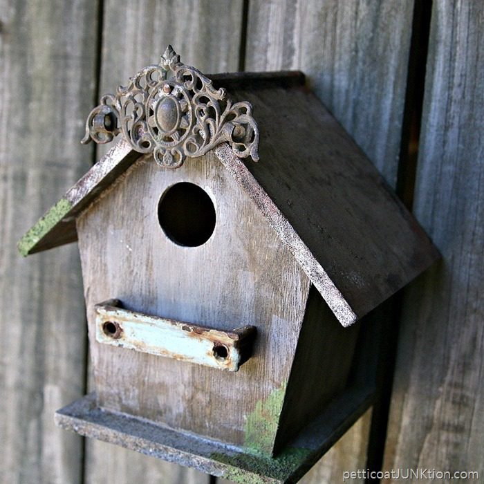 Vintage-Hardware-Adds-Charm-To-A-Wood-Birdhouse-Petticoat-Junktion-project_thumb
