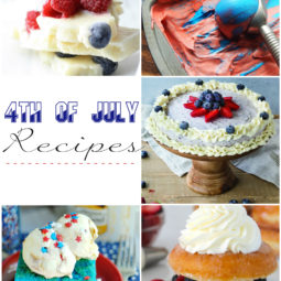 4th of July Recipes | Link Party