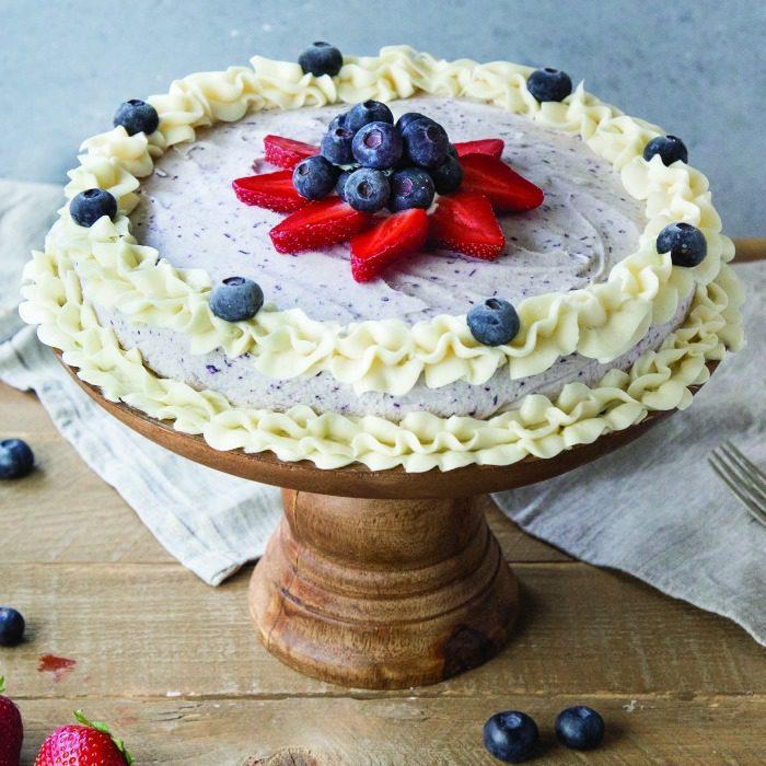Blueberry-Ice-Cream-Cake-Recipe-Square