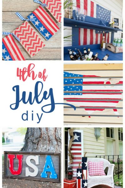 DIY 4th of July Projects | Link Party