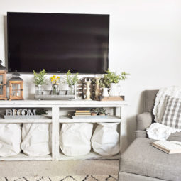 Living Room Update | A New Chair