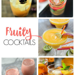 Fruity Cocktails | Link Party