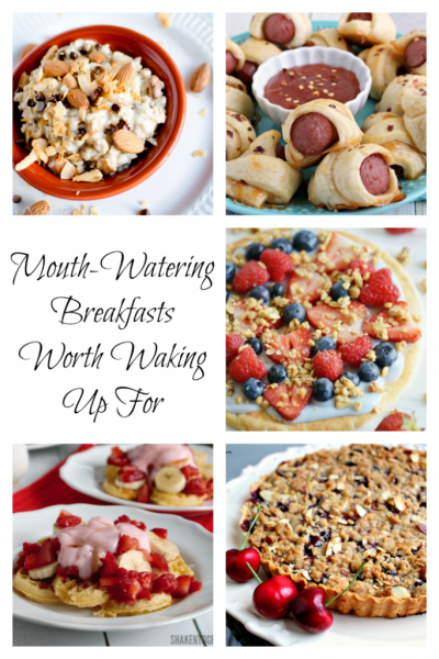 Breakfasts Worth Waking Up For | Link Party