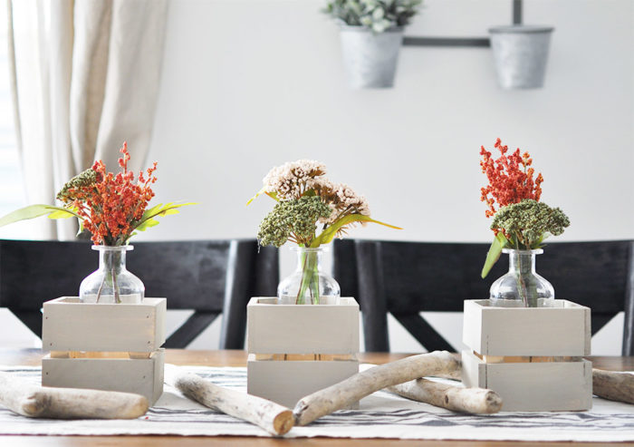 Beautiful Early Fall Centerpiece. The perfect transition from Summer to Fall.