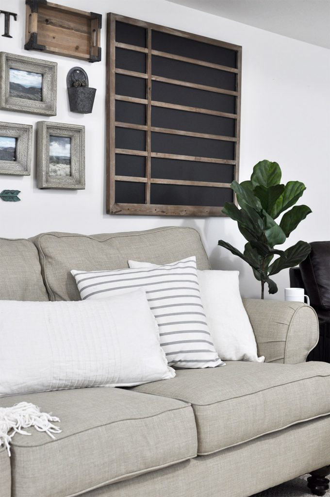 Awkward wall spaces can be difficult to decorate. Read more and learn how to Hang a Gallery Wall with a few tips that will streamline the process.